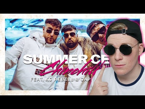 Summer Cem feat. KC Rebell & Capital Bra ` CHINCHILLA ` [ official Video ] Reaction