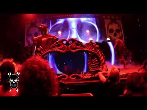 Rob Zombie at Mayhem Festival 2010 -