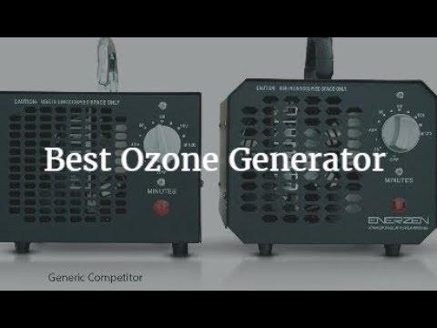 Top 5 Best Ozone Generator 2017