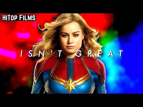 Captain Marvel ISN'T Great