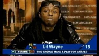 Lil Wayne on Around The Horn