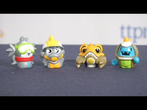 Flick To Stick Bungees From Jazwares