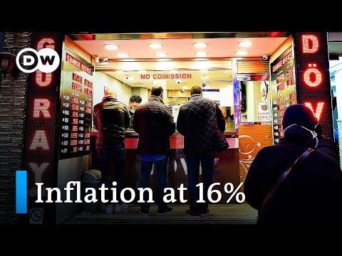 Turkish lira in freefall over Erdogan's 'unorthodox' inflation theory | DW News