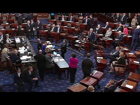 Senate Confirms Brett Kavanaugh To Supreme Court | MSNBC
