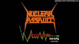 Watch Nuclear Assault Brain Death video