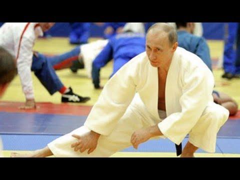 Vladmir Putin Vs Chuck Norris? - YouTube