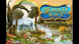 Wonder World- Free Find Hidden Objects Games