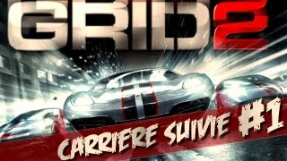 GRID 2 | Carrière Suivie #1: New Union & Défi Nissan Silvia [FR]