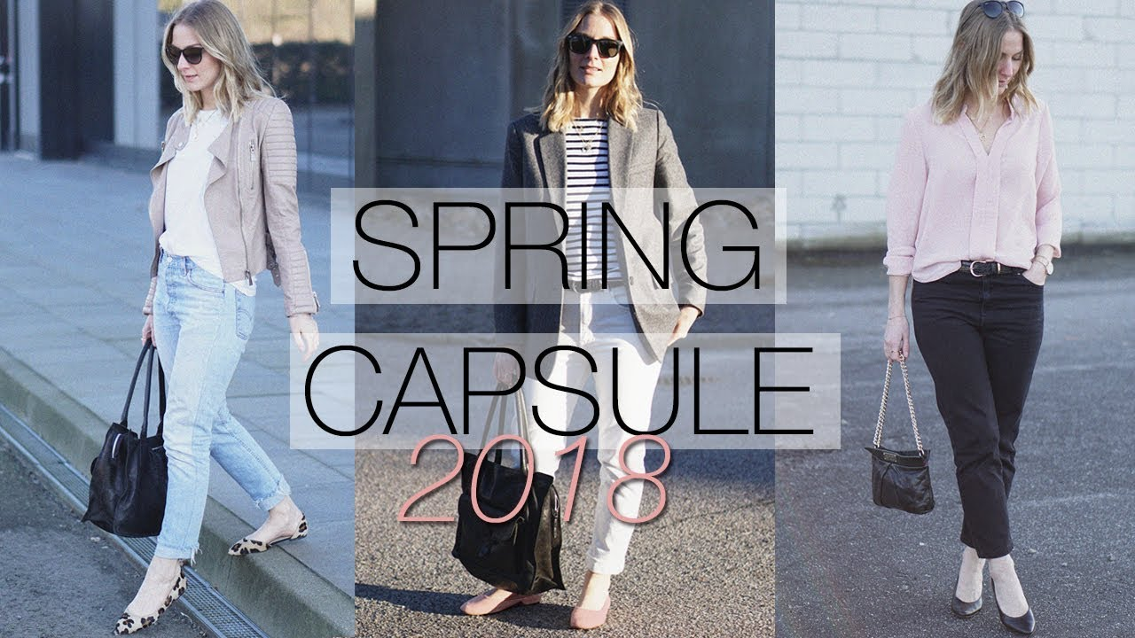 Spring capsule wardrobe | Part 2: haul & lookbook 8