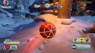 Plants vs Zombies Garden Warfare 2 Frosty Creek Vanquish Confirmed Plants Gameplay