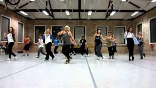 'STARSHIPS' by Nicki Minaj choreography by Jasmine Meakin (Mega Jam)