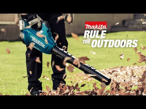 Makita Cordless Outdoor Power Equipment Powered By LXT Batteries