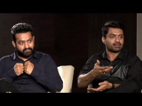 జై లవ కుశ చేయడం వల్ల నా ఆయుష్షు 2 ఏళ్ళు తగ్గిపోయింది    NTR & Kalyan Ram Dasara Special interview
