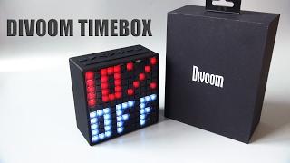 Divoom Timebox – прикольная колонка, которая атаковала Youtube: очередной обзор :)