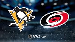 Penguins rout Hurricanes with big 7-1 victory
