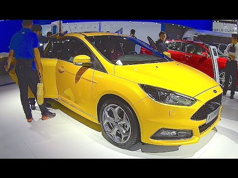 new ford focus st 2016 2017 video interior exterior youtube. Black Bedroom Furniture Sets. Home Design Ideas
