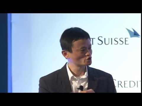 Jack Ma - E commerce in China and Around the World