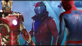 *NEW* AVENGERS FORTNITE SKINS CONCEPTS AND AVENGERS LTM THEORIES IN FORTNITE