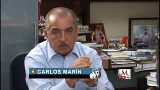 canal milenio el asalto a la razon 12 junio 2017 carlos marin entrevista a rene bejarano 21 44 hrs