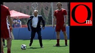 Футбол вместо развития