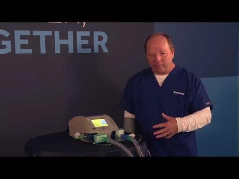 Puritan Bennett 560 Ventilator - Pressure Based Modes