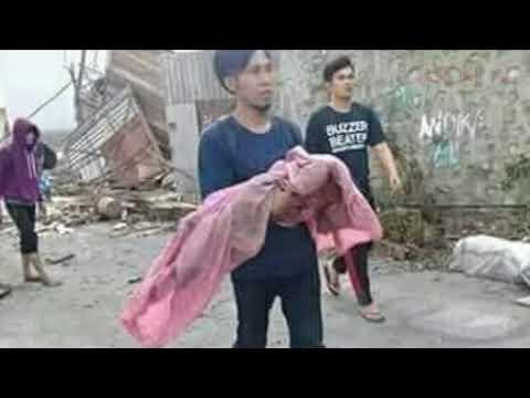 Gempa Dan Tsunami Di Palu!!! | Lyrics Lagu Baku Jaga Pasha Ungu