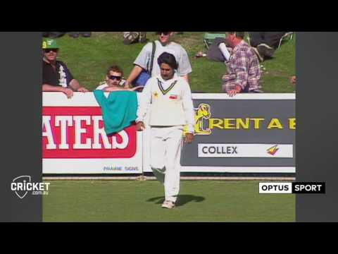 From The Vault: Mushtaq Ahmed bamboozles Aussies