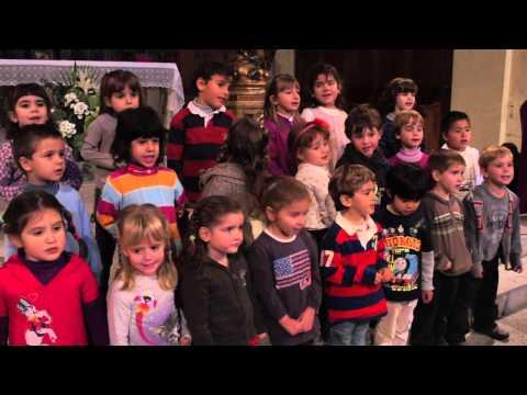 Concert de Nadal - Escola La Lió Premià de Mar 2013