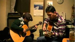 山弦の曲 春(SPRING)を演奏してみました。 半年かけて練習しました。