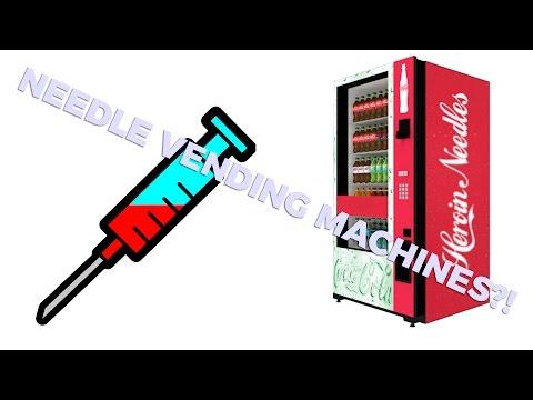 Needle Vending Machines For Addicts: Viva La Vegas?!? | Incident Report 015 | ZDoggMD.com