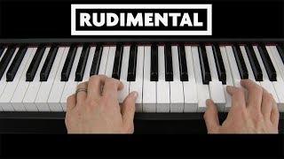 Video 5 Minute Riff: These Days (Rudimental) Piano Keyboard Tutorial download MP3, 3GP, MP4, WEBM, AVI, FLV Juni 2018
