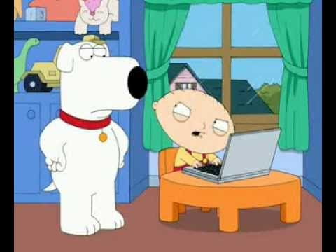 Family Guy Stewie every thing i do