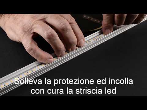Plafoniera T5 Fai Da Te : Come costruire plafoniera acquario fai da te economica euro neon t