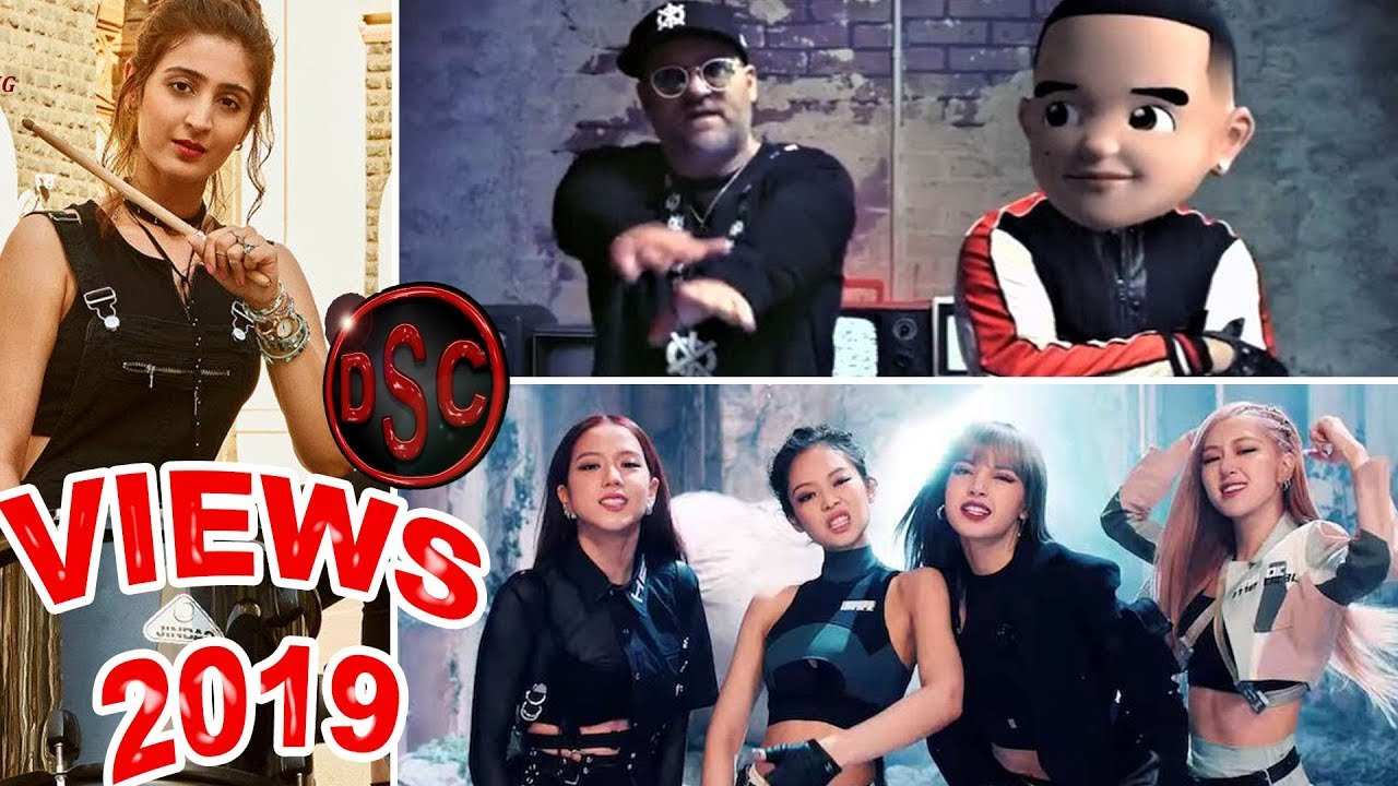 Youtube Most Viewed Music Videos Published In 2019 15 Youtube
