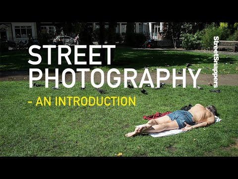 Introduction to Street Photography