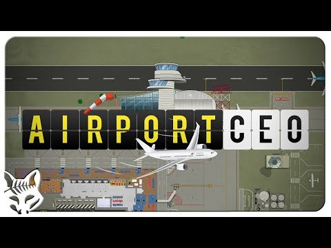 Airport CEO - NEW AIRPORT SIMULATOR | Airport CEO Getting Started | Let's Play Airport CEO