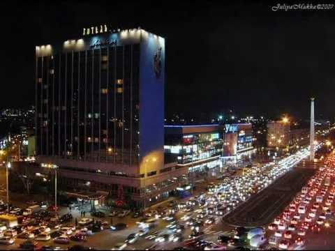 Ukraine: Kyivs Streets and Skyline (1)