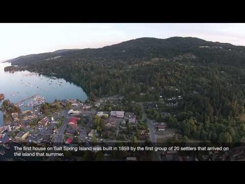 Ganges Harbour, British Columbia