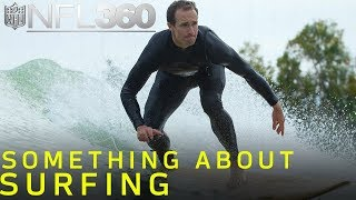 Drew Brees Learns to Surf at World Champion Kelly Slater's Surf Ranch | NFL Network