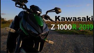 KAWASAKI Z1000 R 2019 : qu'est-ce qui change ?
