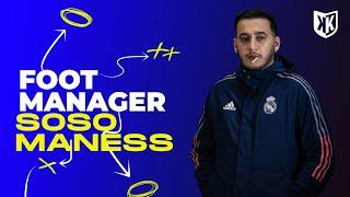 SOSO MANESS - FOOT MANAGER / Quel entraineur est-il ?
