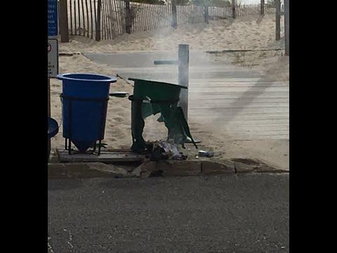 New Jersey Boardwalk Pipe Bombing - Jersey Shore -  Linked to Manhattan Bombing