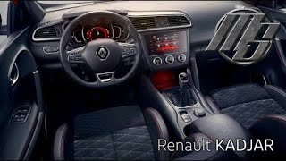 🔴 2019 Renault KADJAR - INTERIOR | Best Car - Motorshow