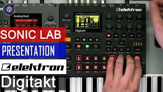 Sonic LAB: The Big Elektron Digitakt Video