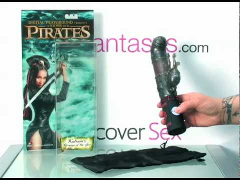 Katsuni's revenge of the sea by Digital Playground