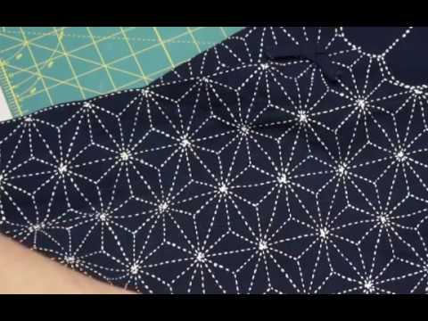 Sashiko Stitching | Live Streaming on 2/28 | Kasane loops, thread and quilting.