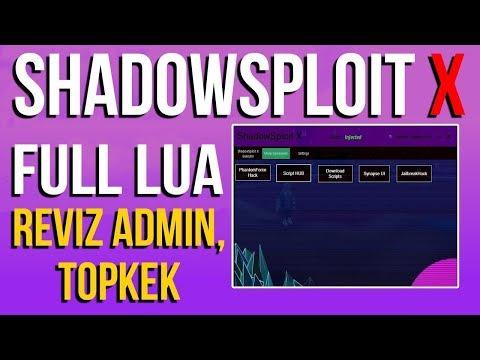 NUEVO MEJOR HACK PARA ROBLOX! | SHADOWSPLOIT-X | TRIPKE GAMER