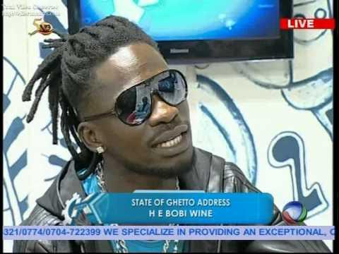 BOBI WINE ghetto adress KATOGO 2