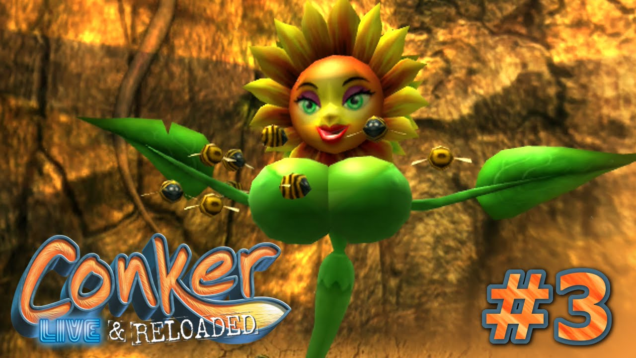 conkers bad fur day live and reloaded emulator