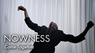 "Exploring masculinity through dance in ""Come Together"" - An editorial partnership with Harrods"